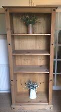 Mexican Pine Bookcase Pine Bookcase Ebay