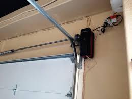 master lift garage door openers garage doors garage door opener wall mount in chamberlain