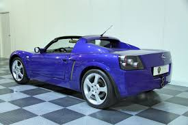vauxhall purple dream garage sold carsopel opel speedster 2 2