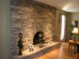 stacked stone for fireplace affordable stacked stone tile