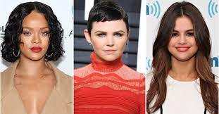 recent tv ads featuring asymmetrical female hairstyles find the perfect cut for your face shape instyle com