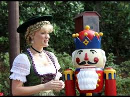 german traditions with helga and the nutcracker at epcot