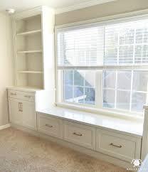 Under Window Bench Seat Storage Diy by Best 25 Bench Seat With Storage Ideas On Pinterest Storage