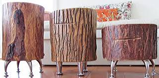 How To Make End Tables Out Of Tree Stumps by 7 Diy Tree Stump Creative Ideas