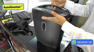 Best Home Shredder by Best Office Shredder Machine Distributor In Mumbai Youtube
