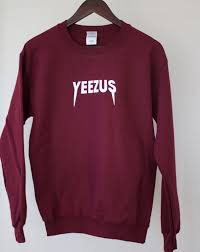 yeezus sweater kourtney s yeezy sweater on the hunt