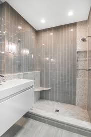 Subway Tile In Bathroom Ideas Simple And Elegant Bathroom Shower Tile Imperial Ice Grey Gloss