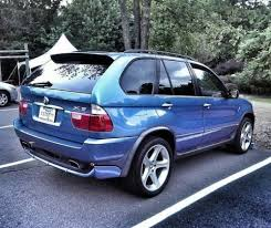 blue bmw x5 buy used bmw x5 4 6is estoril blue color combo in herndon