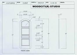 door blueprint symbol u0026 4