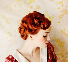 pin curl how to style pin curls a beautiful mess