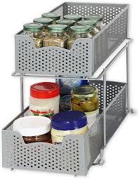 kitchen cabinet storage containers best kitchen cabinet organizers sous vide