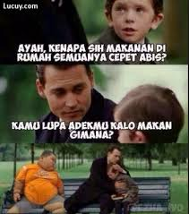Meme Om - 24 meme obrolan om dan anak yang bikin ngakak