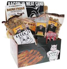 bacon gift basket s day bacon gift guide bacon today
