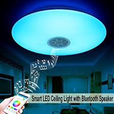 Bedroom Led Ceiling Lights Autai Smart Led Ceiling Light Multi Color Changing And