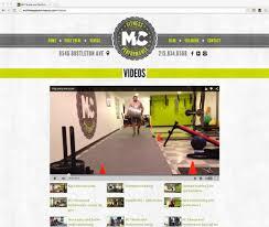 mc fitness u0026 performance blinebury design