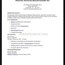 Pharmacy Technician Resume Example Gallery Of Tech Resume Samples Computer Technician Best Gallery