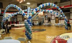 balloon floors balloon decorations ny nj