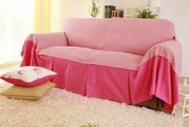 pink sofa cover foter