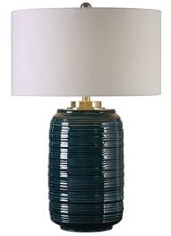Teal Table Lamp Table Lamps For Coastal Homes