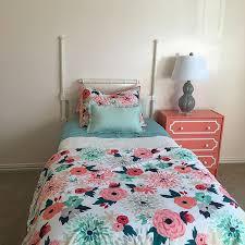 Target Xhilaration Comforter Floral Printed Comforter Set Xhilaration Target Finds