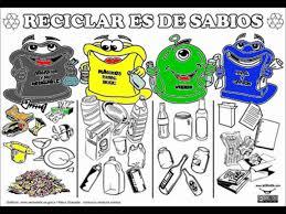 imagenes animadas sobre el reciclaje reciclar es de sabios youtube