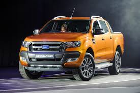 Ford Ranger Utility Truck - ford challenges the conventional world of pickup trucks with a