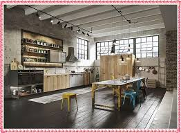industrial kitchen decorating ideas with professional kitchen