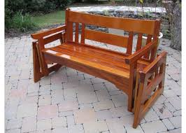front porch awesome home furniture idea of outdoor glider bench