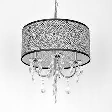 chandelier light vintage ceiling art glass lighting 6