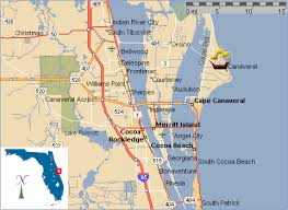 map of port canaveral florida ochp