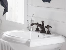 Bathroom Sink And Faucet K 72759 Artifacts Bathroom Sink Spout With Bell Design Kohler