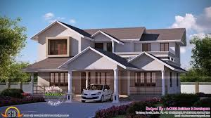 house plans in kerala with 5 bedrooms youtube