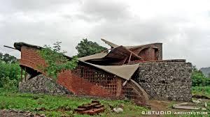 the brick house wada thane by istudio architecture