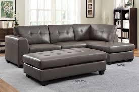 dark grey leather sofa gray leather sofas