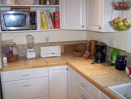 small kitchen countertop ideas breathtaking small kitchentertop ideas modern design with mosaic