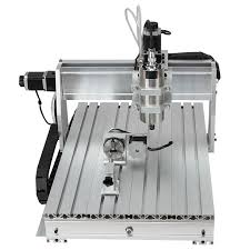 4 axis table top cnc 800w spindle 4 axis cnc 6040 best mini 3d cnc carving machine router