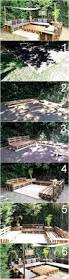 Pallets Patio Furniture by Diy Wooden Pallets Patio Furniture Terrace Wood Pallet Furniture