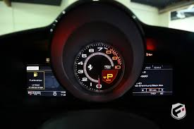ferrari speedometer 2016 ferrari 488 gtb fusion luxury motors