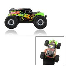 monster trucks toys 2 4g 1 24th scale rc 4wd electric powered monster truck toys with