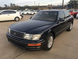 lexus coupe for sale houston tx 1995 used lexus ls 400 at car guys serving houston tx iid 16066803