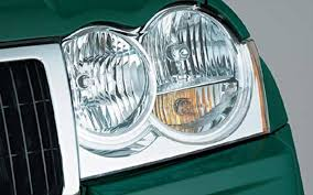 2005 jeep grand headlights 2005 jeep grand road test review truck trend