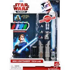 uncle milton star wars science mini lightsaber tech lab walmart com