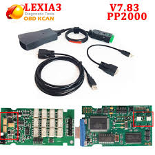 Lexia3 Pp2000 Obd Psa Xs by 2018 Newest Lexia3 Pp2000 V7 83 With 921815c Firmware V48 V25