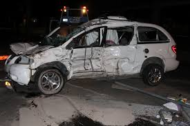 three vehicle crash shuts down one of spokane u0027s busiest intersec