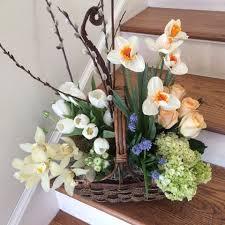Floral Arrangement Home Laura Clare Design