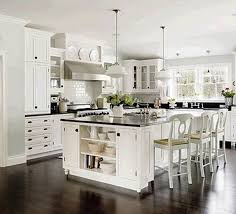 White Kitchen Furniture Kitchen Black Countertops With Amazing Modern Pendant L Decor