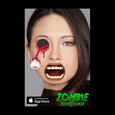 new halloween app launches in itunes app store zombie dress up