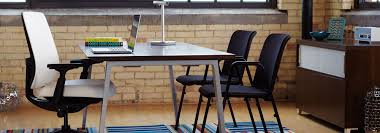 Build Your Own Reception Desk by Lively Desk Chair Haworth
