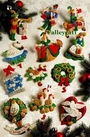 ornaments twelve days of ornaments byers