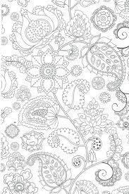 free coloring pages adults print dementia flowers